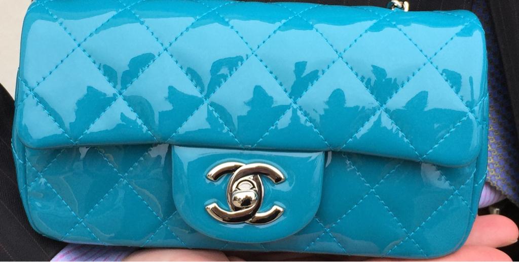 a655e2fc49c7 Chanel Extra Mini Classic Flap Bag - Blog :: Glamury.com
